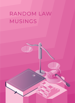 Random Law Musings cover image